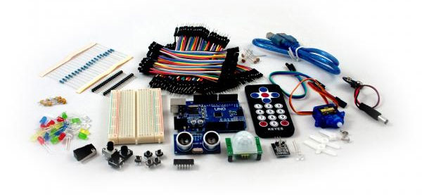 Arduino componenten